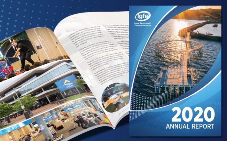 LGFA Annual Report 2020